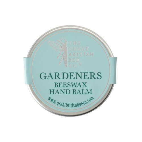 The Great British Bee Co. Gardeners  Beeswax Hand Balm 50gm