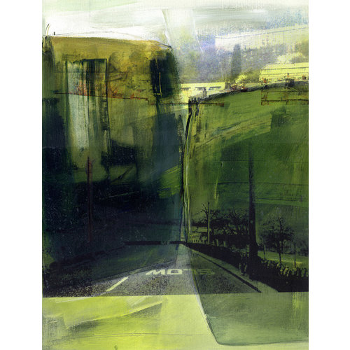Kate Boyce Art Into the Valley print 27