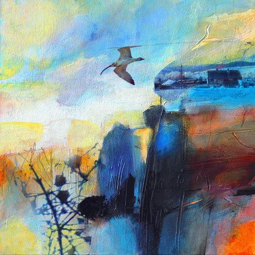 Kate Boyce Art The Curlews Call  card  14