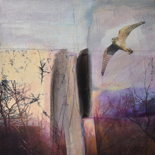 Kate Boyce Art On a Wing  and a Prayer card  10