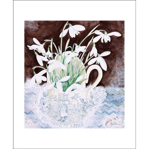 Art Angels Snowdrop Cup by Angie Lewin