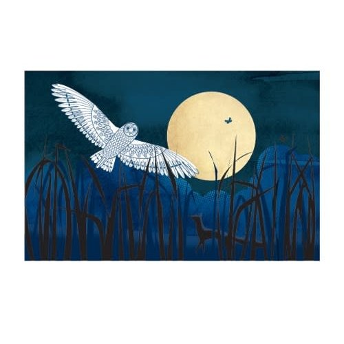 Art Angels Harvest Moon by Sally Elford