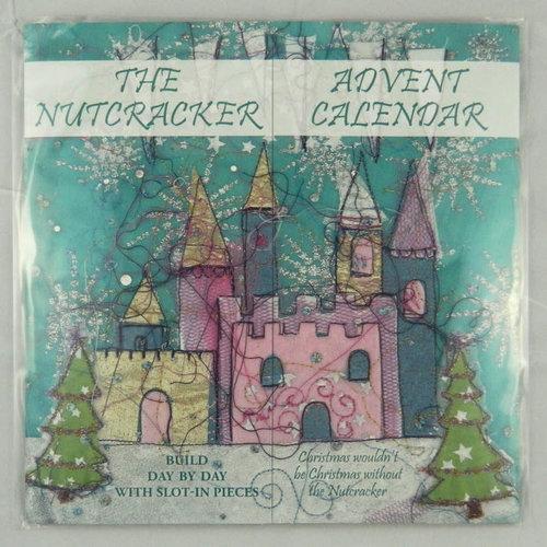 Swiss Kiss The Nutcraker Slot-In  Advent Calendar Reusable by Heidi Rhodes
