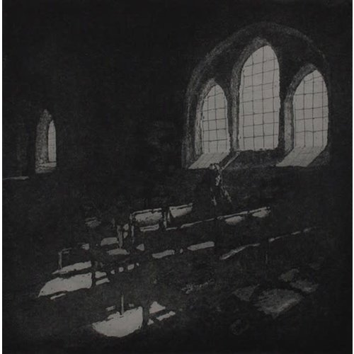 Pete Marsh Prayer for Lucy AP  ed. 25  etching 11