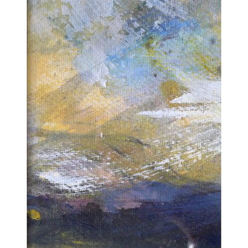 Liz Salter Misty Mountain- técnica mixta 042