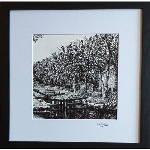 Trevor Whestone Canal Todmorden