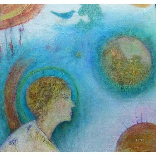 """Louise Oliver """"Augen auf die Welt"""" -40"""