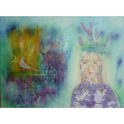 Louise Oliver 'Velo de sueños'-38