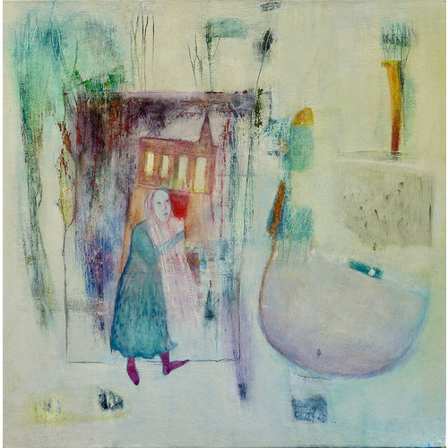 Louise Oliver 'Walking By'-36