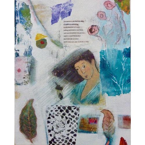 Louise Oliver 'Hablando con hojas y pájaros' -34