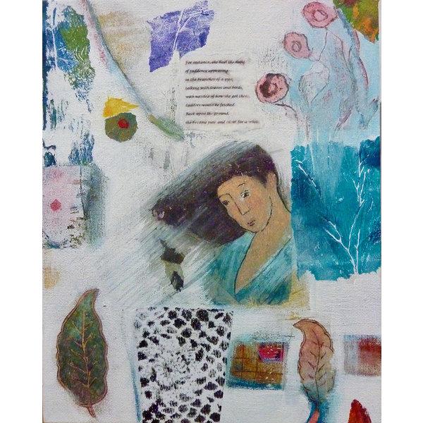 'Mit Blättern und Vögeln reden' -34