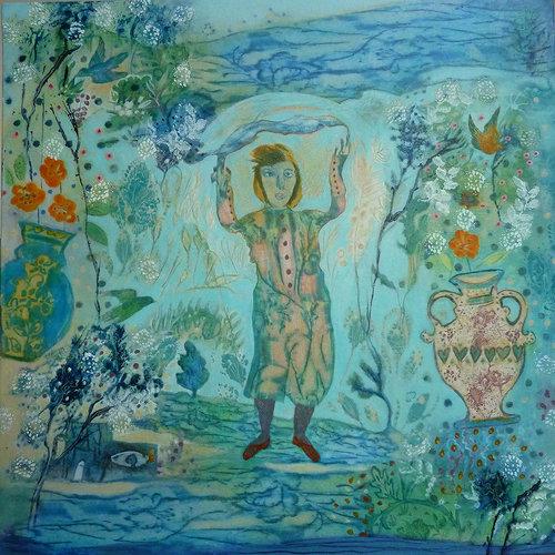 """Louise Oliver """"Winken der Welt"""" -39"""