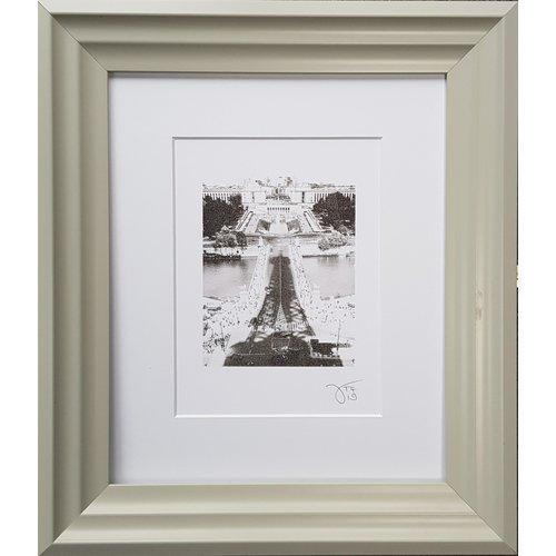 Timothy Grundy Eiffel Shadow Print 05