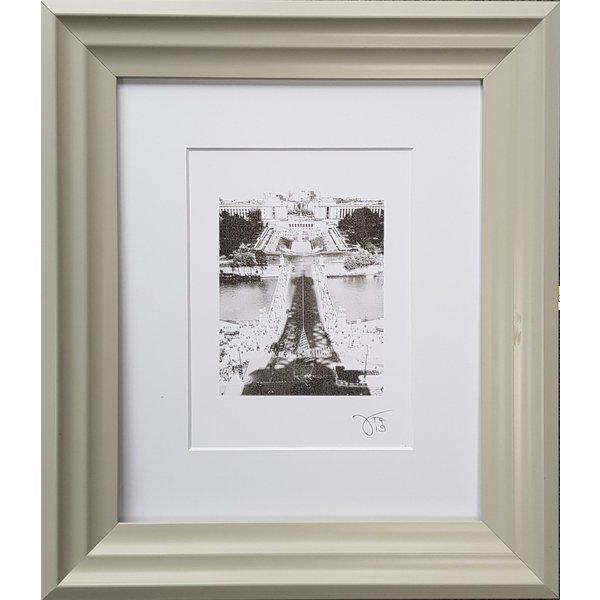Eiffel Shadow Print 05