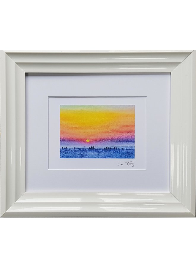 Sunset Pride Print 04