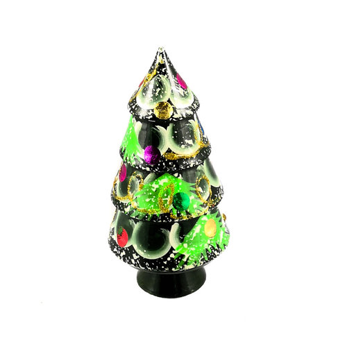 Russian Gifts 3  Nesting decorated Christmas Tree  109