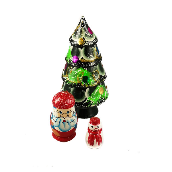 3  Nesting decorated Christmas Tree  109
