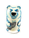 5  Nesting Polar Bear with Fish and seal  mini  118