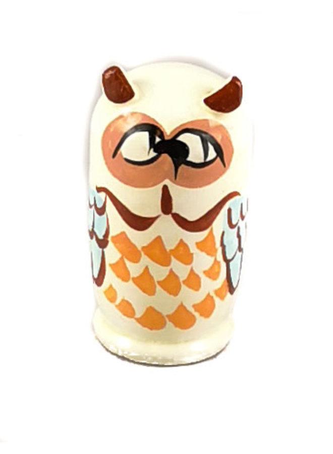 5 Nesting Snowy Owl mini 115