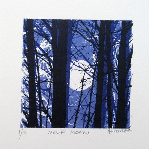 Andrea Robinson Wolf Moon 14