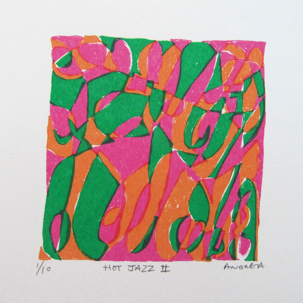 Hot Jazz II -   10