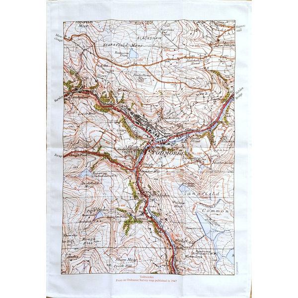 Todmorden Mapa 1947 T. Toalla 01