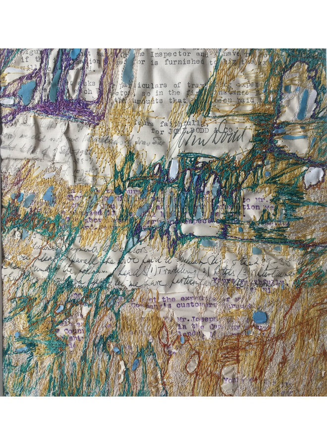 John Dodds - documents & embroidery 001
