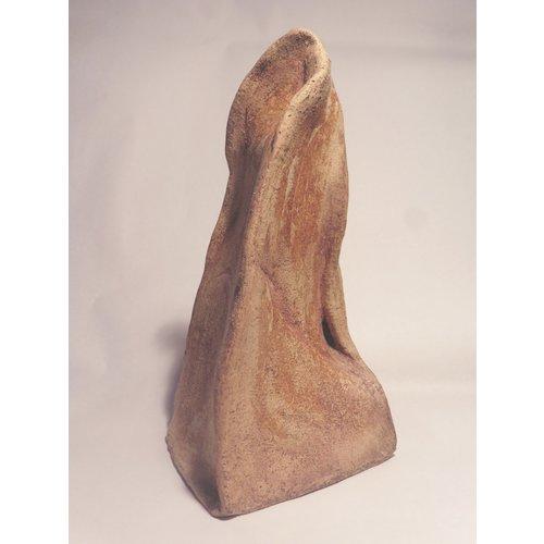 Jen Altman Fantastic rock Form 1.  stoneware  051