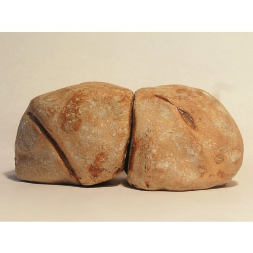 Jen Altman Granite Form  Form  stoneware  053