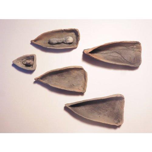 Jen Altman Flotilla  stoneware  055