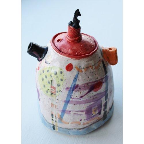John Cook Ceramics Top negro 015