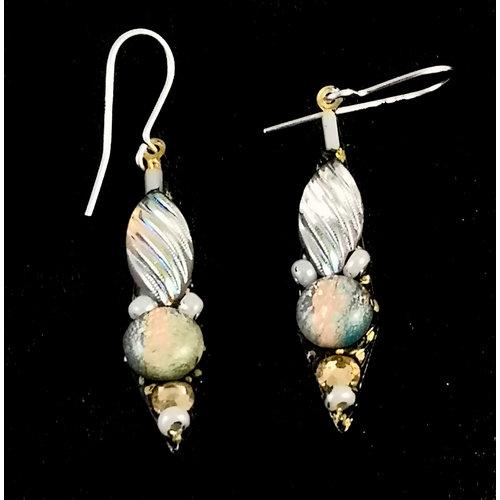 Annie Sherburne Vintage small drop earrings 130