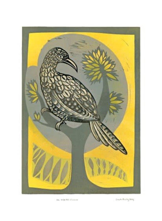 Mrs. Griffith's Cuckow card  by Sarah Kirby