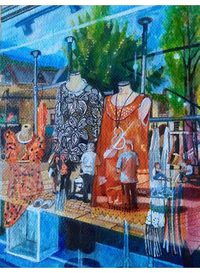 Kleider in George Square 01