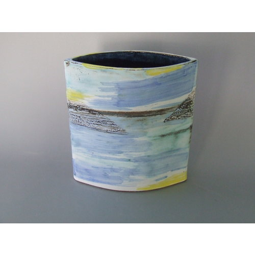 Dianne Cross Summer  Shoreline Vessel  1  Stoneware   20