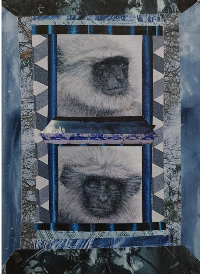 Zwei Affen - 11
