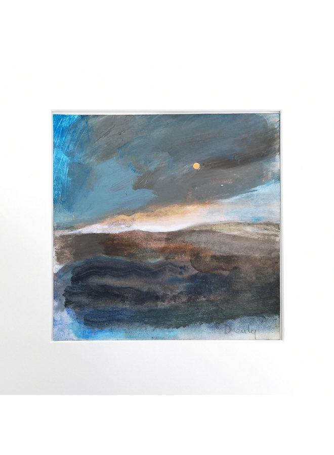 Stormy Skies Over Moors