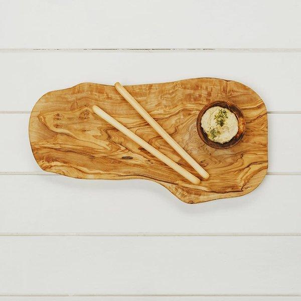 Olive Wood Chopping Board 45cm 030