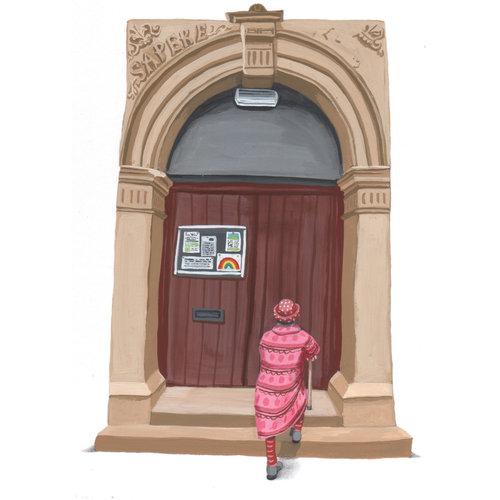 Harriet Quilty Exquisite Portal No 1