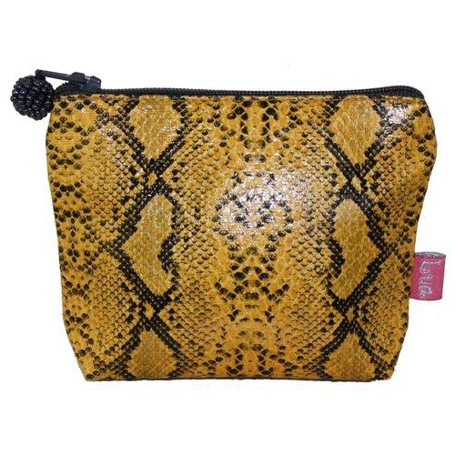 LUA Snakeskin mini purse  279