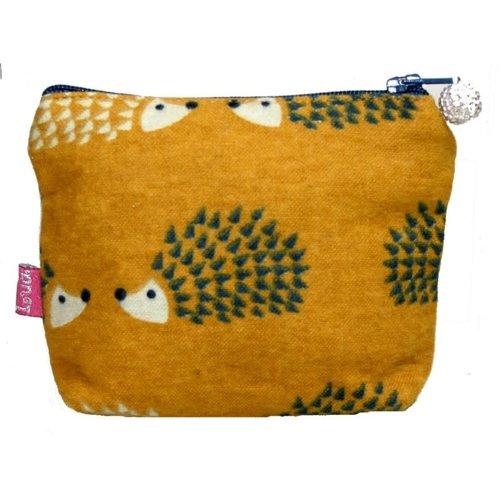 LUA Mini Coin Purse Hegehog 264