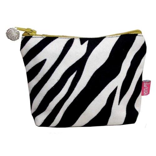 LUA Mini Geldbörse Zebra 257