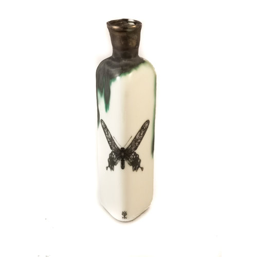Jillian Riley Designs Buttefly bottle 141