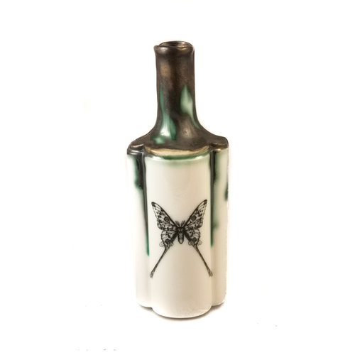 Jillian Riley Designs Luna Moth bottle 137