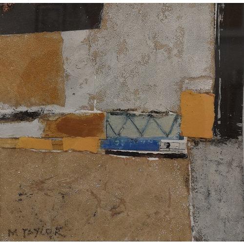 Malcolm Taylor Trommelschlag-Collage 29