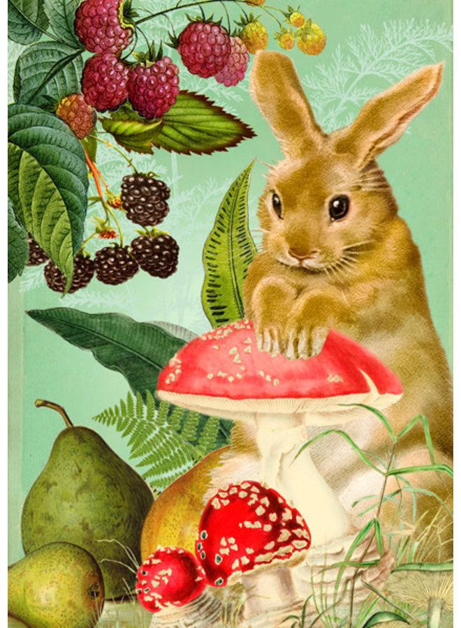 In the Fruit Garden Card