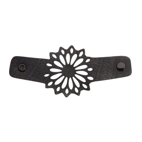 Paguro Strawflower rubber Medium  bracelet 14