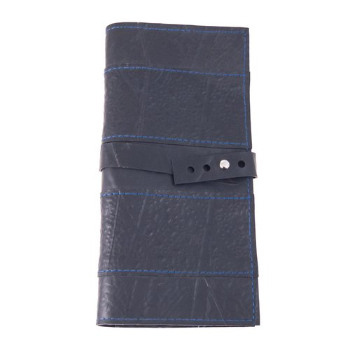 Paguro Wallets Slim Blue inner T Wallet