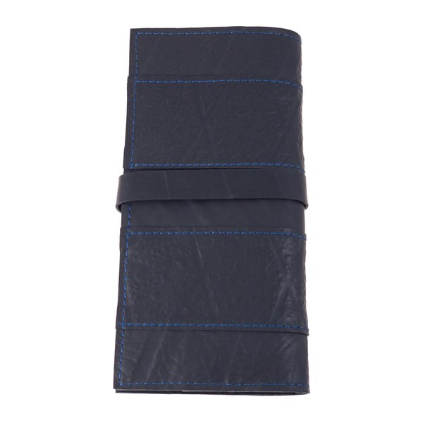 Slim Blue inner T Wallet