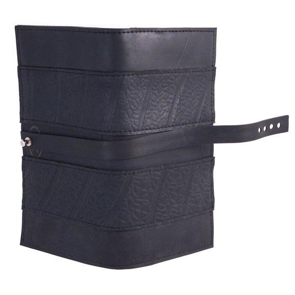 Slim Black inner T Wallet